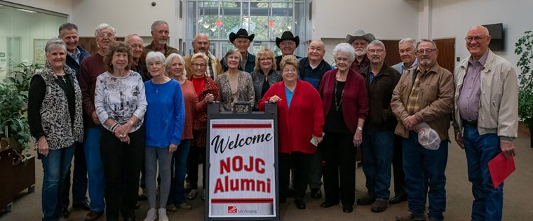 NOJC athletic reunion held at NOC